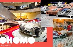Paket MoHoMo, © Kommwirmachendaseinfach.de / Nicole Hagemann, Porsche AG / Dieter Landenberger, SMG / Thomas Niedermüller