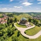 Grabkapelle auf dem Württemberg, © Stuttgart-Marketing GmbH / Jürgen Pollak